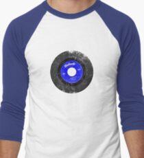 MEGAMAN 45 rpm Men's Baseball ¾ T-Shirt