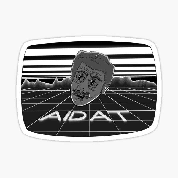 """Aidat"", Due Payment, Series of Turkish Horror Stories Sticker"