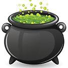 Halloween Cauldron featuring Mountain Dew? by cartoon