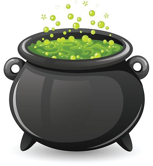 Image result for halloween cauldron