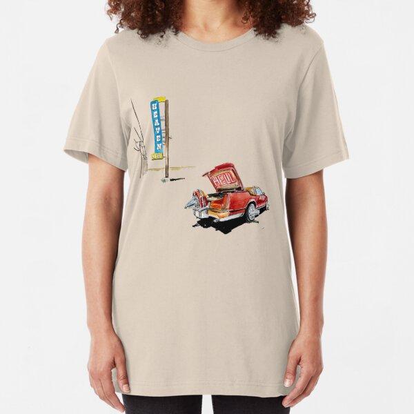 Heaven Slim Fit T-Shirt