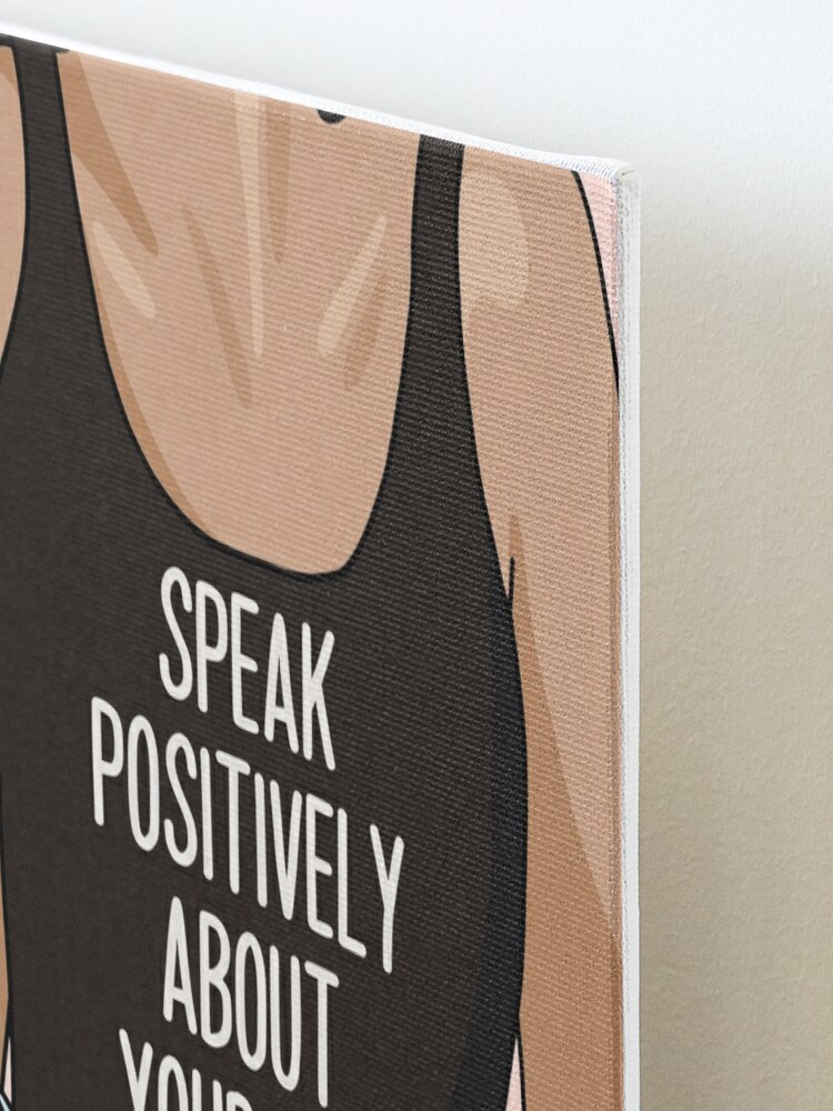 Alternate view of Positively by Sasa Elebea Mounted Print