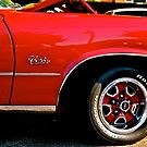 Red Trim by Ginadg73