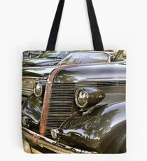 Bumper to Bumper Tote Bag