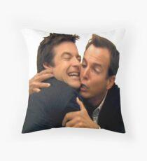 Brotherlove Throw Pillow
