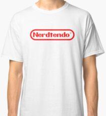 Nerdtendo Classic T-Shirt