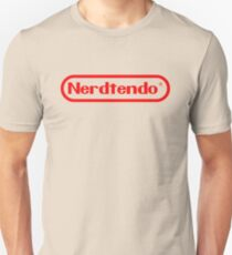Nerdtendo Unisex T-Shirt