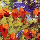 California Poppies by Angelica Farber