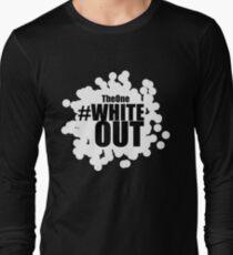 #Whiteout Long Sleeve T-Shirt