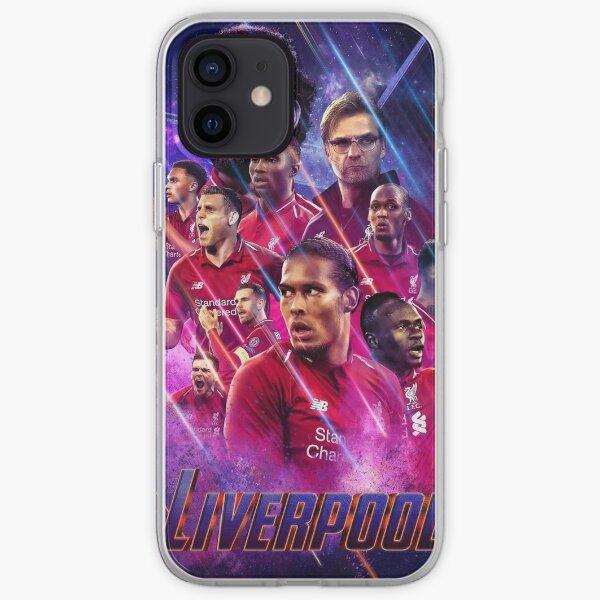 Liverpool Coque souple iPhone
