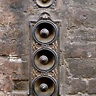 Doorbells, Firenze by Barbara Wyeth