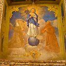 Shrine, Assisi by Barbara Wyeth