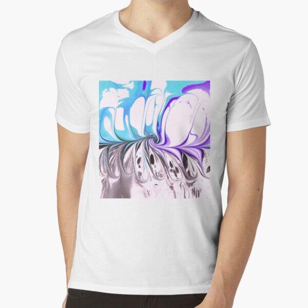 """Storm"" V-Neck T-Shirt"