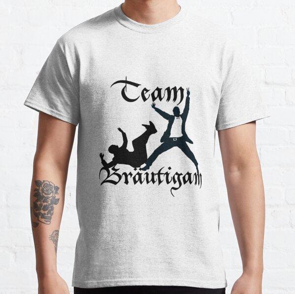 Spruch Team Bräutigam Classic T-Shirt