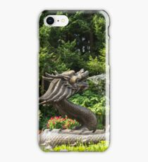 Butchart Gardens, Vancouver Island iPhone Case/Skin