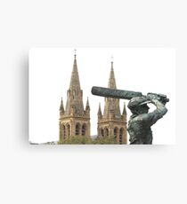 The Don Cathedral  Canvas Print