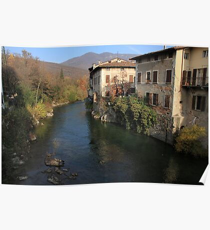 Chiese river Poster
