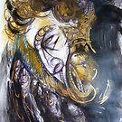 """Raven"" by Tatjana Larina"