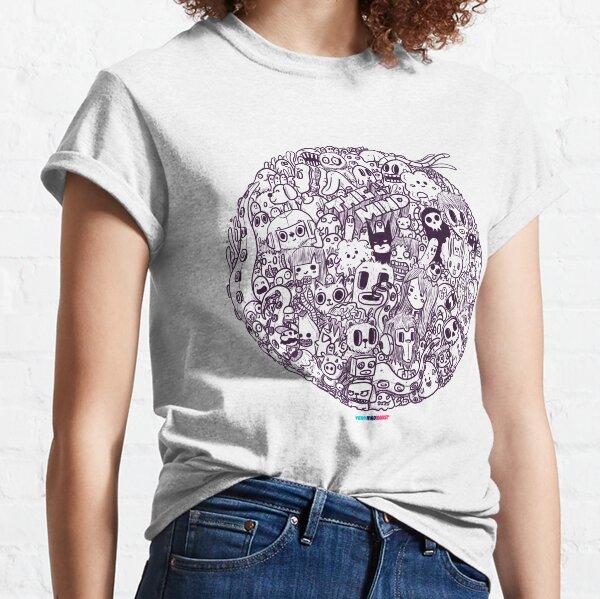 This is my mind by Fran Ferriz Camiseta clásica