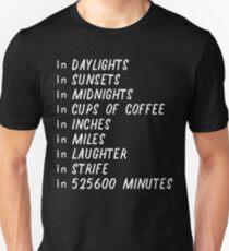 Seasons of love Slim Fit T-Shirt