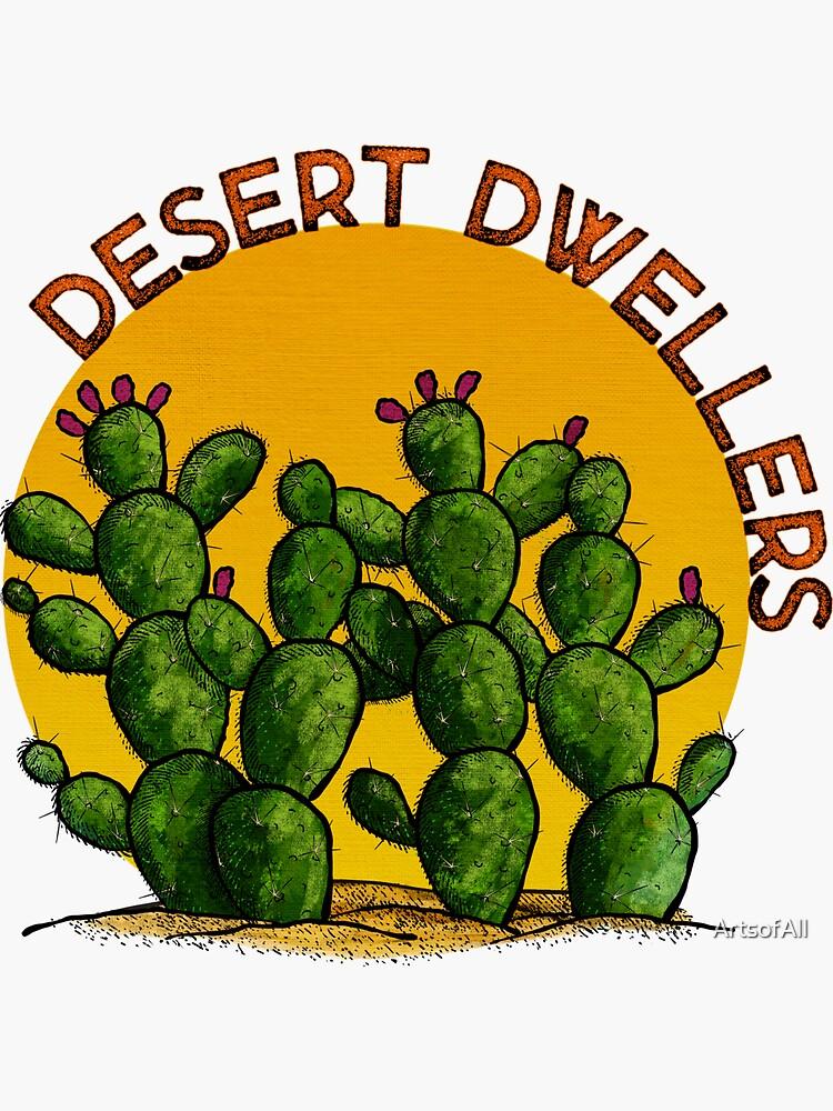 Desert Dwellers by ArtsofAll