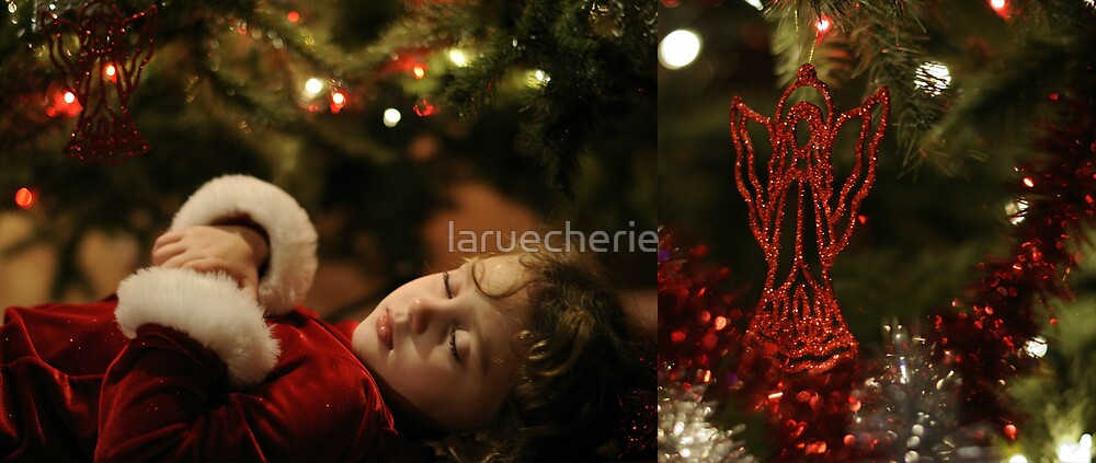 Visions of Angels Danced Through Her Head... by laruecherie