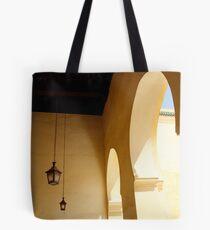Meknes Yellow Tote Bag