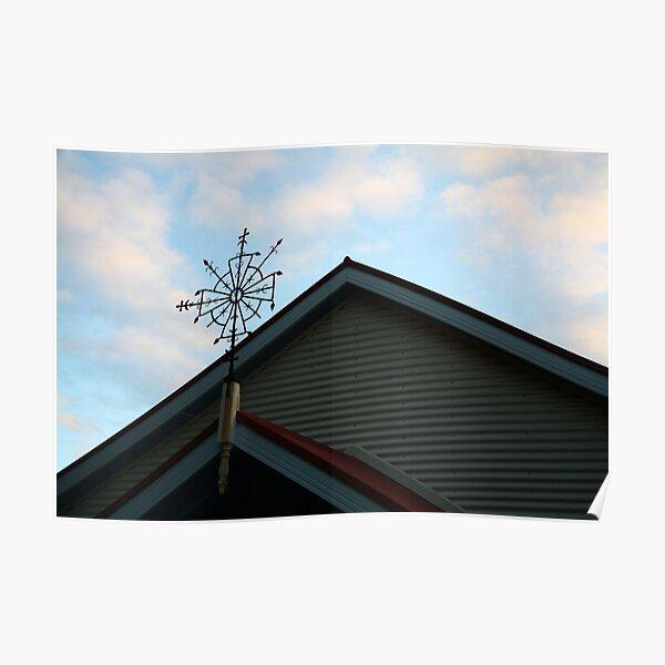 Bella Cosa Roof Line Poster