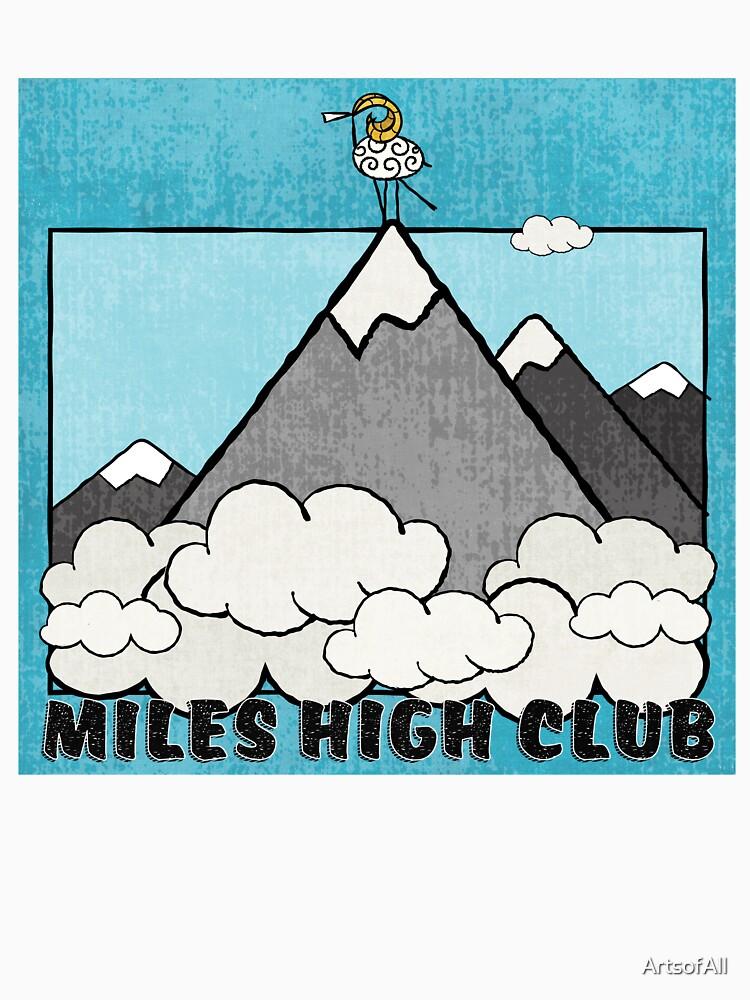 Miles High Club! by ArtsofAll