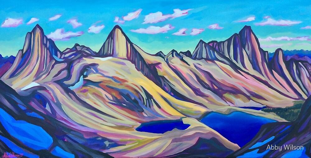 Climber's Paradise by Abby Wilson