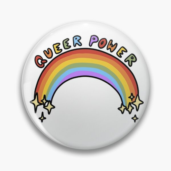 queer power Pin