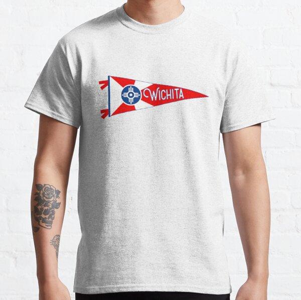 Wichita Flag Pennant Classic T-Shirt