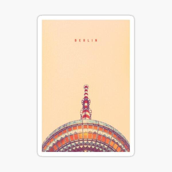 Berlin Sticker