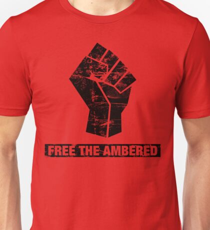 FREE THE AMBERED T-Shirt