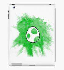 Yoshi Egg iPad Case/Skin