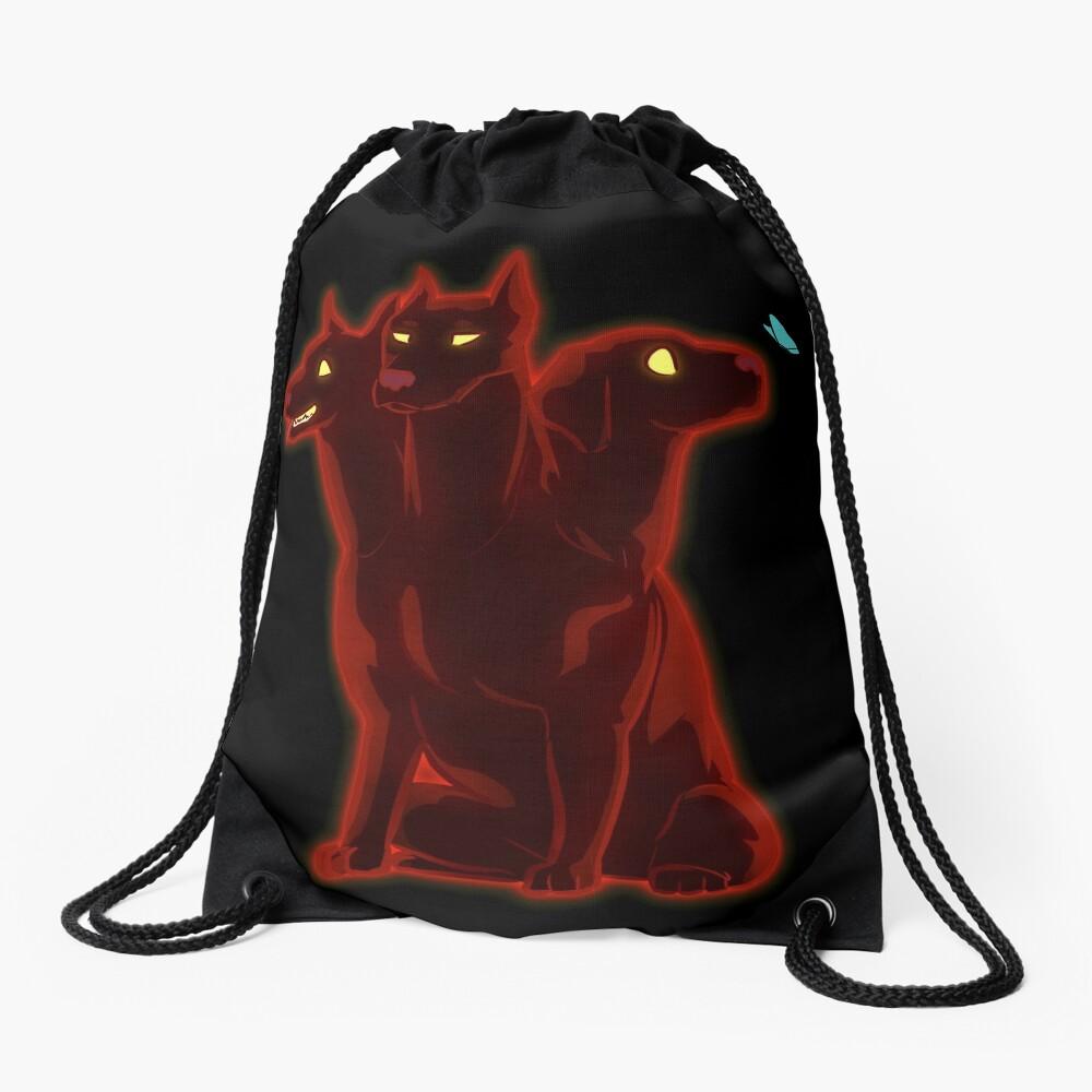 Cerberus Drawstring Bag