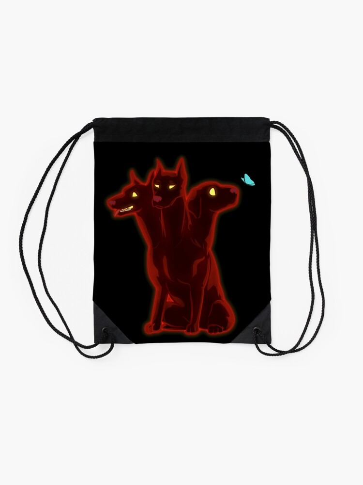 Alternate view of Cerberus Drawstring Bag