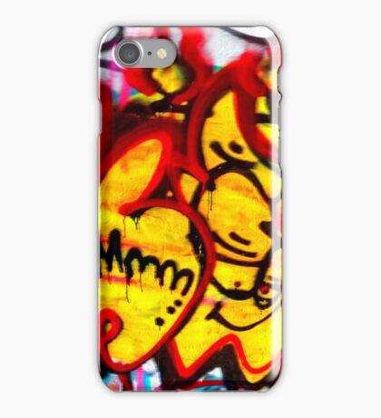 NYC Grafitti 1 iphone case 3 iPhone Case/Skin