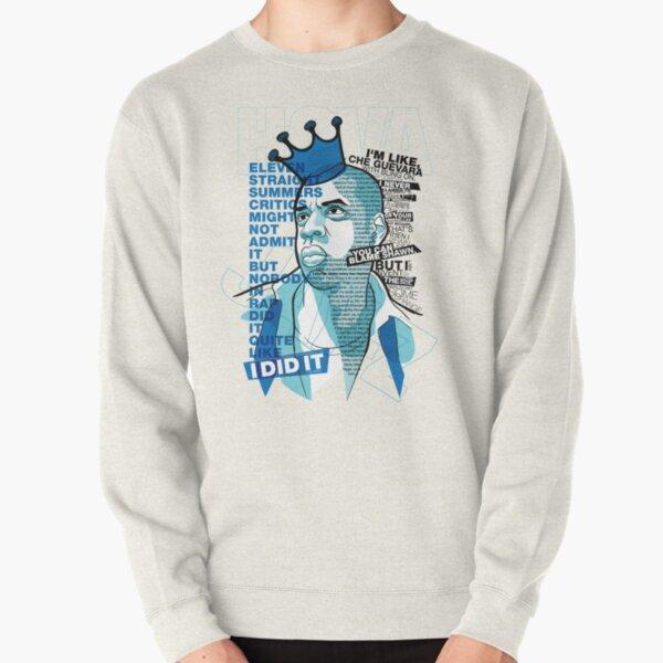 Jay-Z Eleven Straight Summers Pullover Sweatshirt