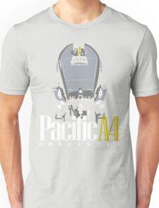 Pacific A4 Unisex T-Shirt