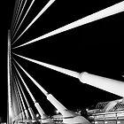 The bridge Assut de l'Or by Slawomir  Piasecki