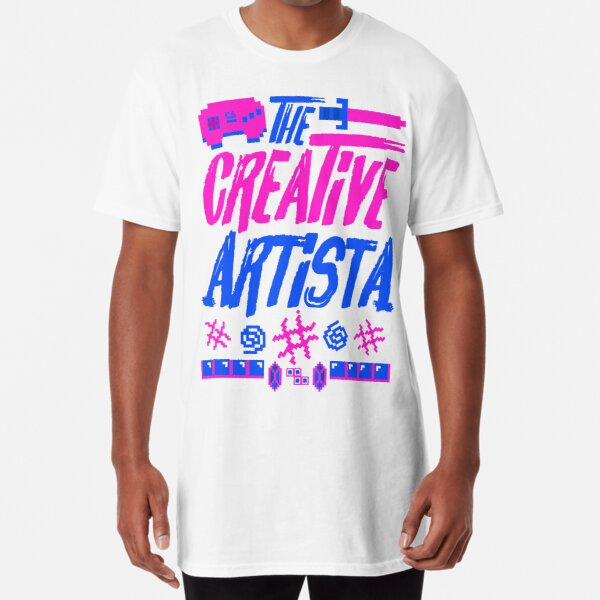 The Creative Artista Long T-Shirt