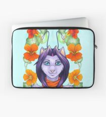 Fey Kitty Laptop Sleeve