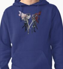 Chrom and Lucina Pullover Hoodie