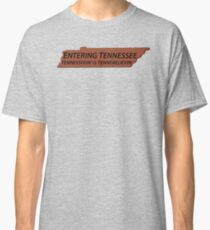 Tennesseein' Is Tennebelievin' Classic T-Shirt