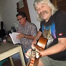 Enjoying the music - disfrutando la musica, Puerto Vallarta, Mexico by PtoVallartaMex