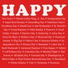 Happy Holidays by mogencreative