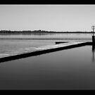Lake Bonney - Barmera by Dwayne Madden