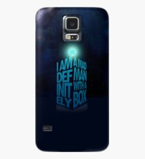 A Madman With a Box iPhone Case Case/Skin for Samsung Galaxy