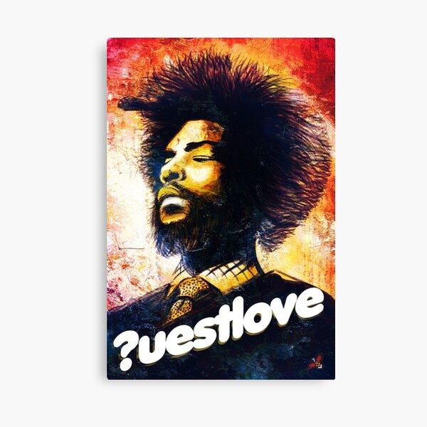 Questlove Canvas Print